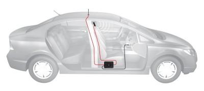 weBoost 470510 Drive 4G-X MAX setup diagram