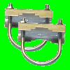Outdoor antenna U-bolt and bracket set icon