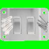 Wall mount bracket kit icon