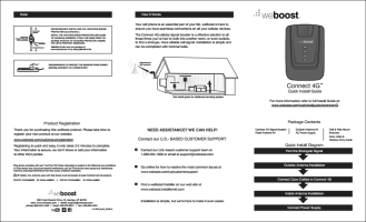 Download the weBoost Connect 4G 470103 install guide (PDF)