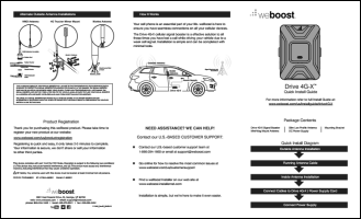 Download the weBoost 470510 Drive 4G-X install guide (PDF)