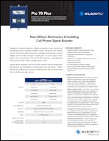 Download the WilsonPro 70 PLUS spec sheet (PDF)