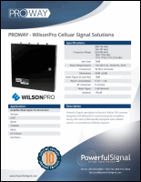 Download the WilsonPro 70 PLUS Office PRO MAX spec sheet (PDF)
