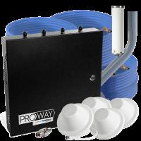 WilsonPro 70 Office Pro Plenum System with 4 Antennas 463127