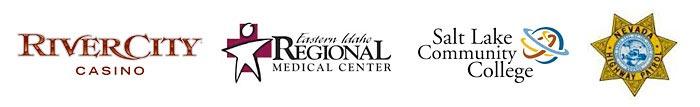River City Casino, Eastern Idaho Regional Medical Center, Salt Lake Community College, Nevada Highway Patrol