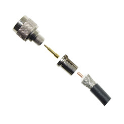 Wilson 971109 N-Male Crimp Connector