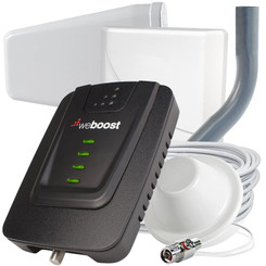 weBoost 470103 Connect 4G Cell Phone Signal Booster with Bonus Dome Antenna: Kit