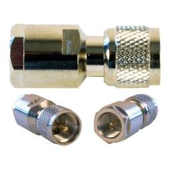 Wilson 971105 FME-Male to Mini UHF-Male Connector