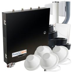 Wilson weBoost Small Office PRO 70 dB 4-Antenna System 471104: Kit