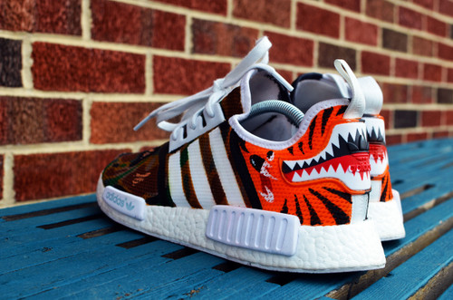 Quot What The Bape Quot Themed Adidas Nmds R1 Or Xr1 Sierato