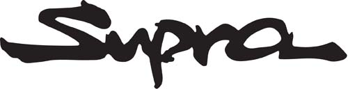 Toyota Car Decals Car Stickers Toyota Supra Car Decal - Vehicle stickers and decals