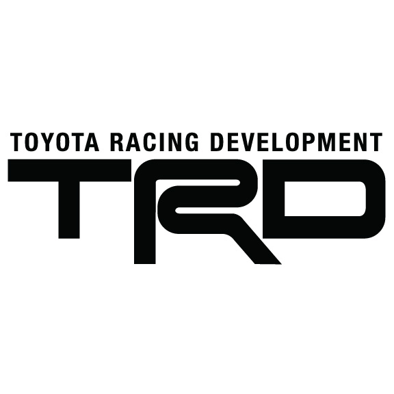 Toyota Car Decals Car Stickers Toyota TRD Car Decal - Vinyl decals car