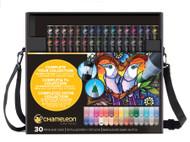 Chameleon Color Tones 5 Pen Set Alcohol Blending Gradient - 330 Pen Deluxe Set