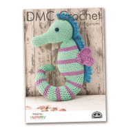 DMC Crochet Pattern Sea Horse