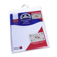 DMC Aida White 14x18 14 Count