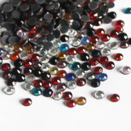 Hot Fix Rhinestones - Mixed Colour