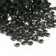 Hot Fix Rhinestones - Black Diamond