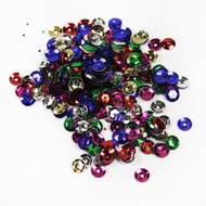 Sequins - 5mm, 8mm, 10mm Multi Coloured