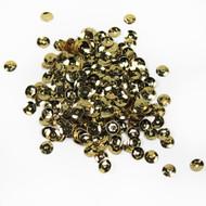 Sequins - 5mm, 8mm, 10mm Gold