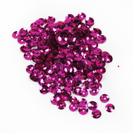 Sequins - 5mm Fushia