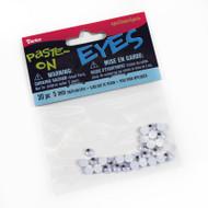 Paste-on Googly Eyes - 5mm