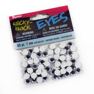 Sticky-back Googly Eyes - 7mm