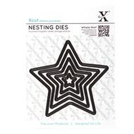 X-Cut Nesting Star Dies