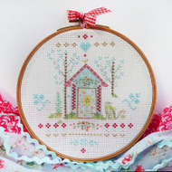 DMC Cross Stitch Kit - Home