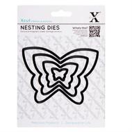 X-Cut Nesting Butterfly Dies