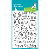 Lawn Fawn Party Animal Stamps