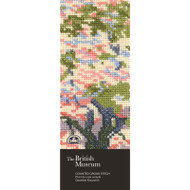 DMC British Museum A Tree in Blossom Counted Cross Stitch Bookmark Kit