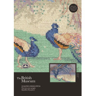 DMC British Museum When Winter Wanes Counted Cross Stitch Kit