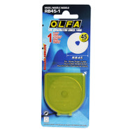 Olfa 45mm Rotary Cutter Replacement Blade