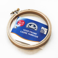 DMC Beechwood Embroidery Hoop - 4 inch