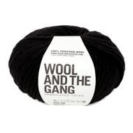 WATG Crazy Sexy Wool - Space Black