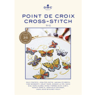 DMC Cross Stitch Pattern Book 01