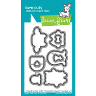 Lawn Fawn Monster Mash Die Set