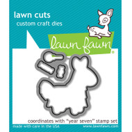 Lawn Fawn Year Seven Die