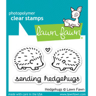 Lawn Fawn Hedgehugs Stamps