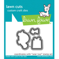 Lawn Fawn Year Two Die