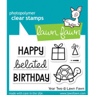 Lawn Fawn Year Two Stamps