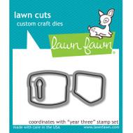 Lawn Fawn Year Three Die