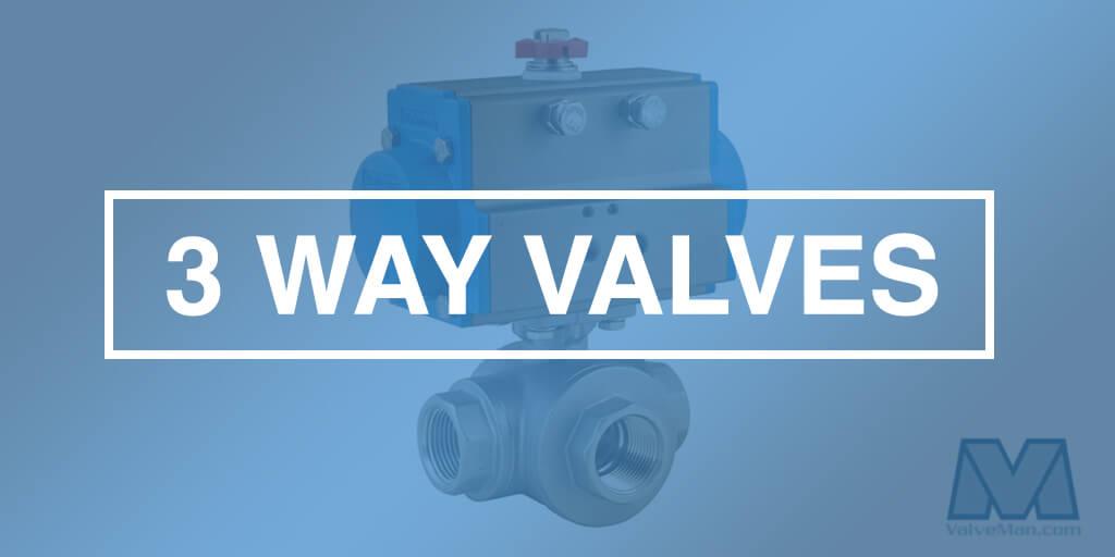 3 Way Valve Image