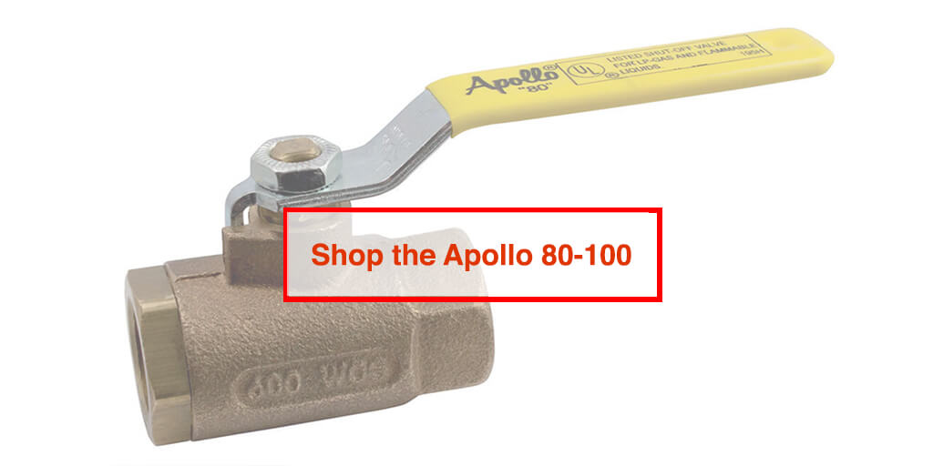 Apollo Ball Valve for Natural Gas