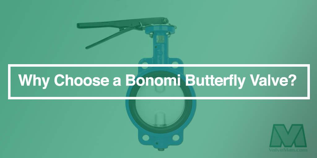 Bonomi Butterfly Valves