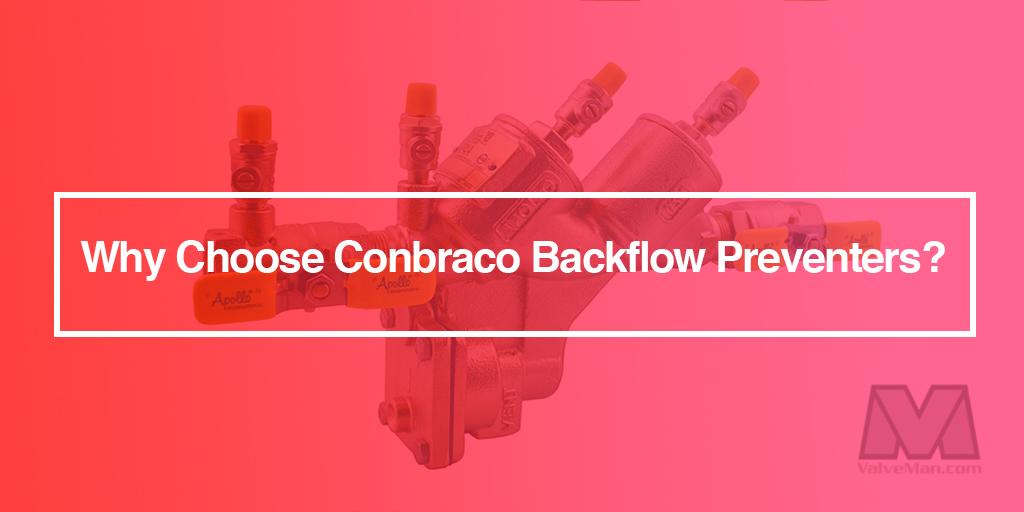 conbraco backflow preventer