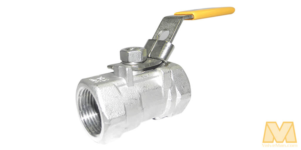 Manual Ball Valve Image