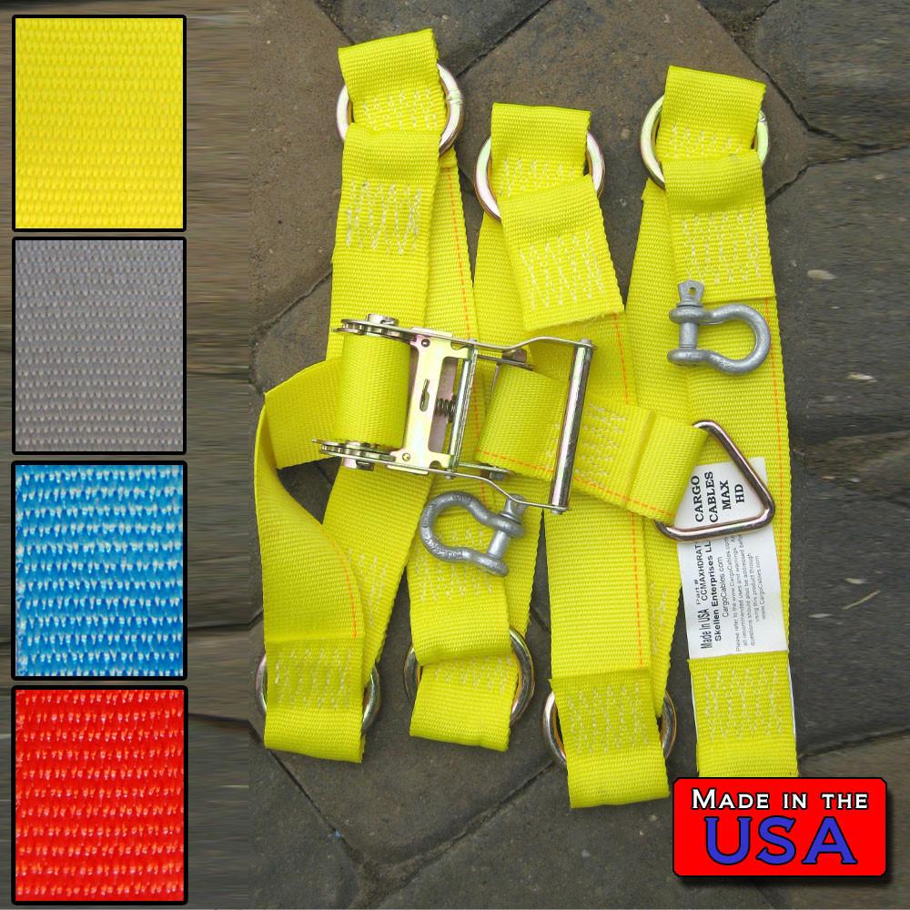 Ape Strap Hd 2 Pack Securemycargo Com