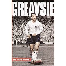 goal scoring legend. One of the game's great characters. A man who faced down the demons. A top television pundit and columnist. This is the story of James Peter 'Jimmy Greaves', one of the all-time greats of English football. Superb read, signed by Jimmy Greaves.