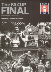 original Official 2006 FA Cup Final programme. The game, Liverpool V West Ham was played on 13th May 2006 at the Millennium Stadium, Cardiff.